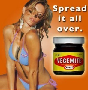 Vegemite Spread...salty breakfast spread