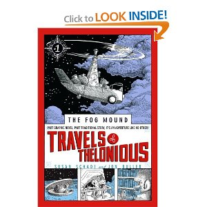 Travel of Thelonious by Susan Schade