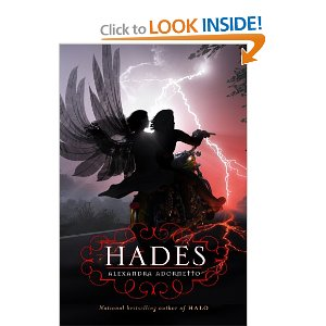 Hades, Book 2 of Alexandra Adornetto's Halo Trilogy