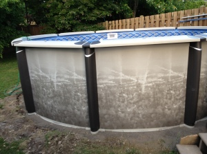 Pool Installation complete