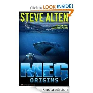 Steve Alten Meg Origins