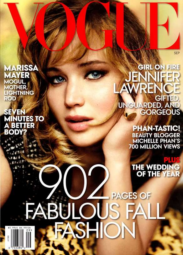 September Edition of Vogue